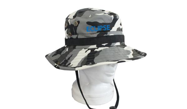 SURVIVAL HAT GRAY CAMO
